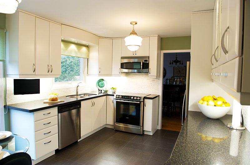 Art Deco Kitchen Mei Bath