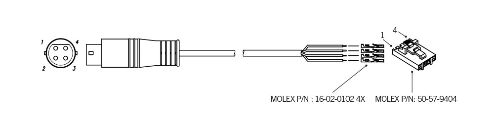 Branchements Proway : in.mix 300