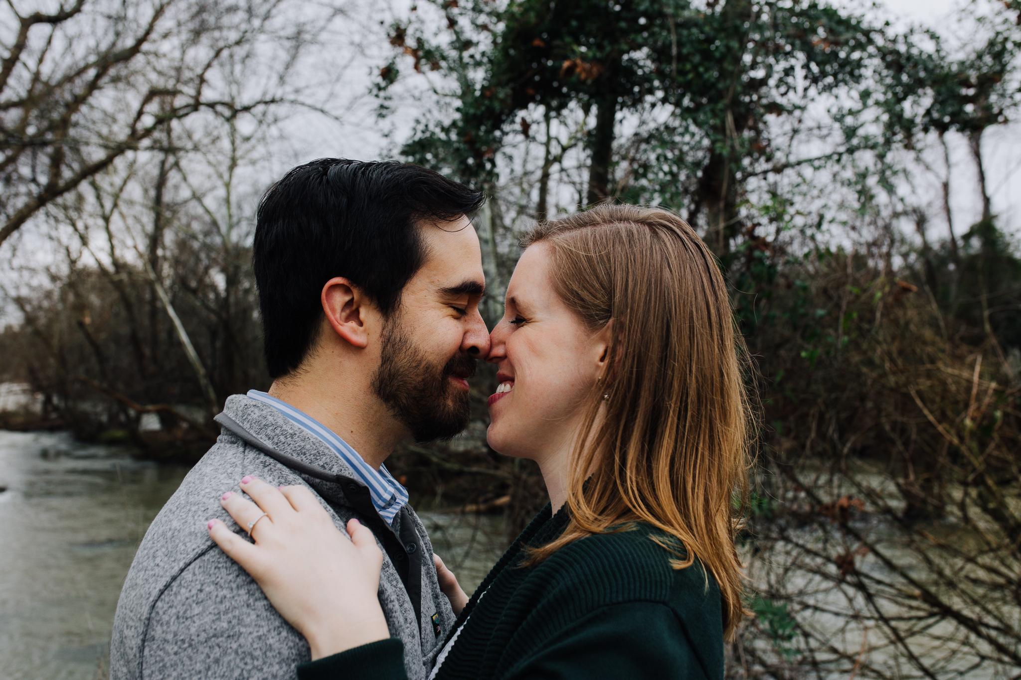 Engagement: Hannah & Bradley