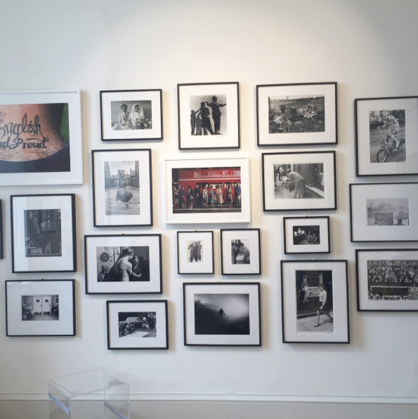 Michael Hoppen Gallery at Photo London Fair