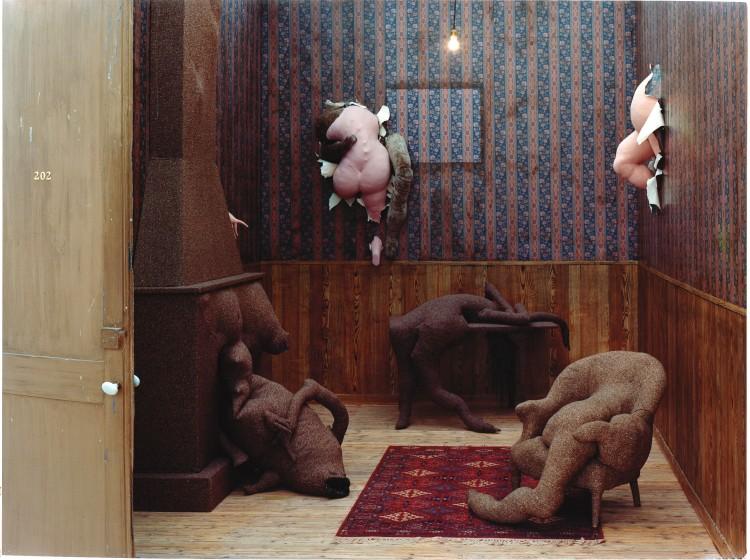 Chambre 202, Hotel du Pavot  1970-3
