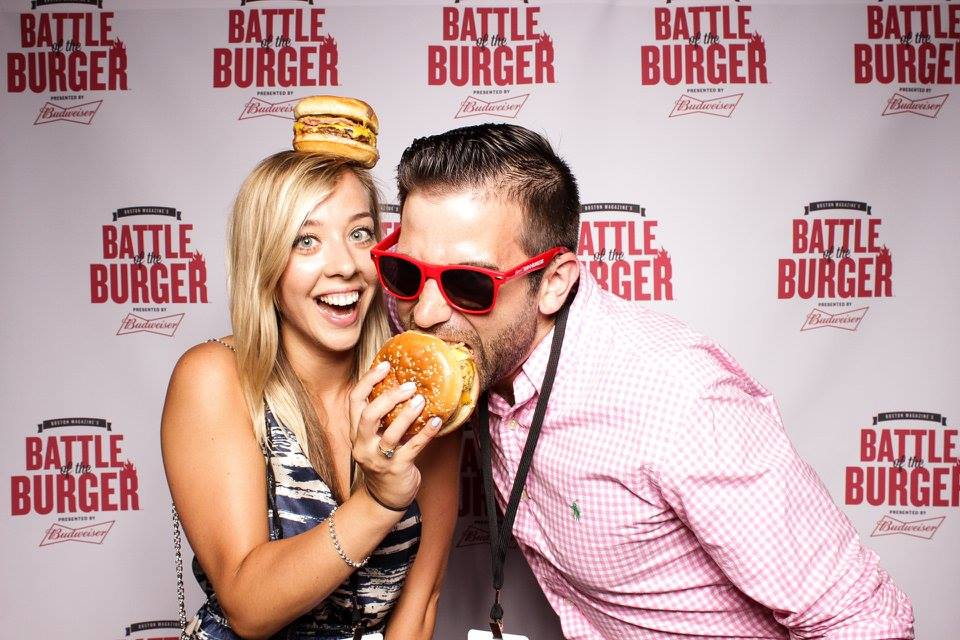 Battle of The Burger - Wednesday, August 16th, 6-10 pm