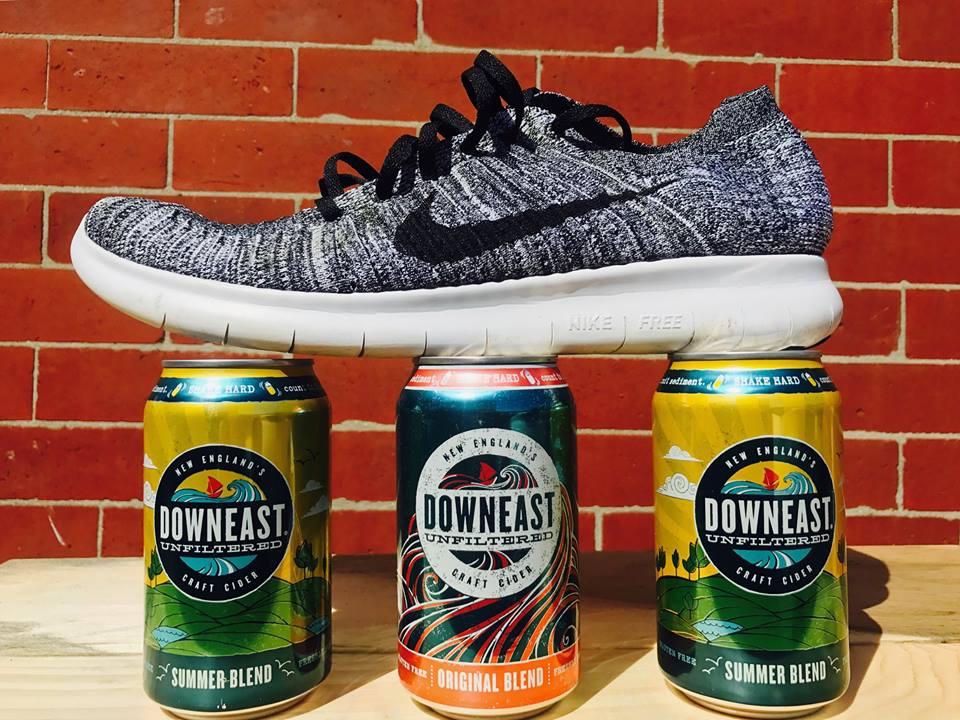 Downeast Cider Running Club - Wednesdays@ 6:30 pm - 8:00 pm