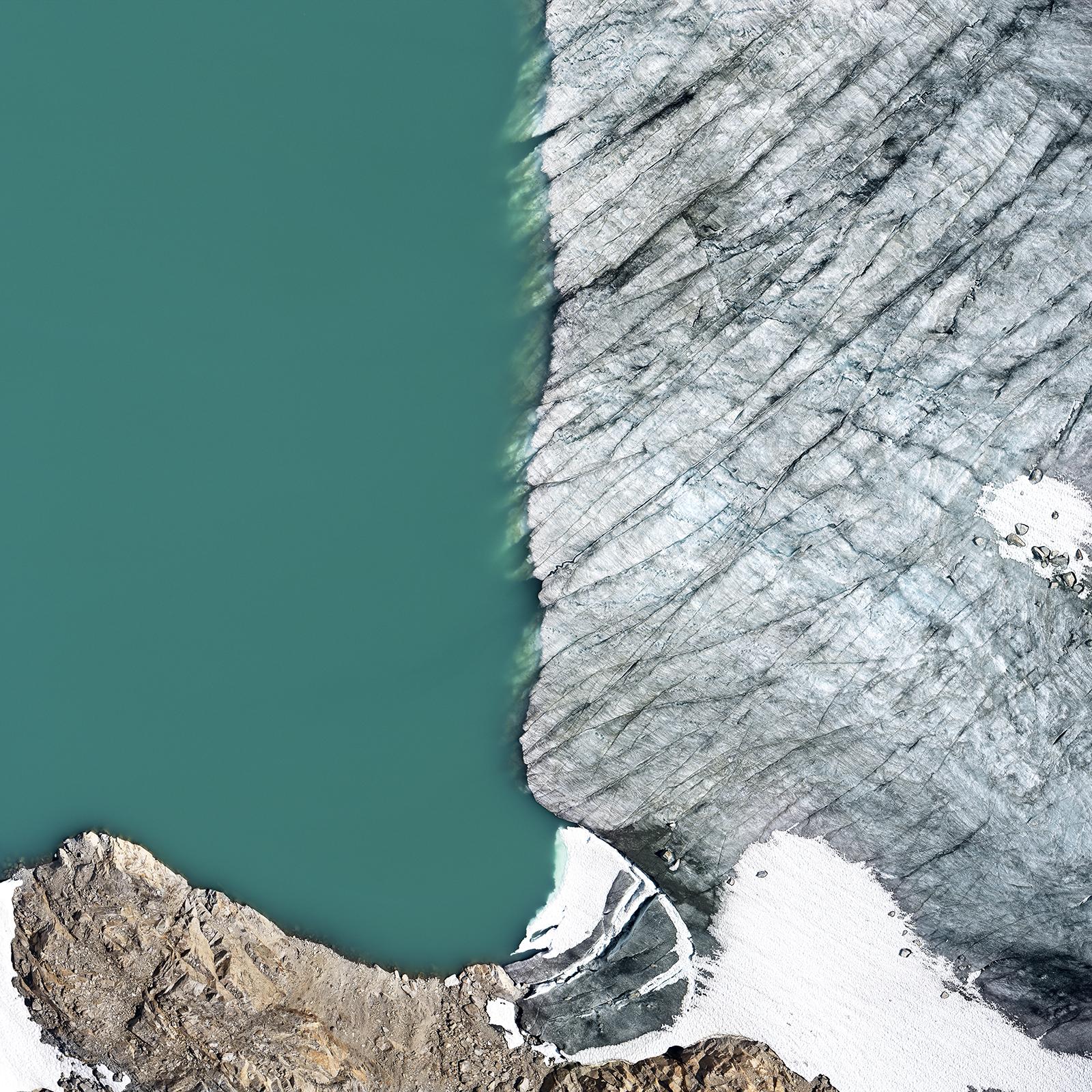 Glacier Terminus Split | Skayuk Peak (2018)