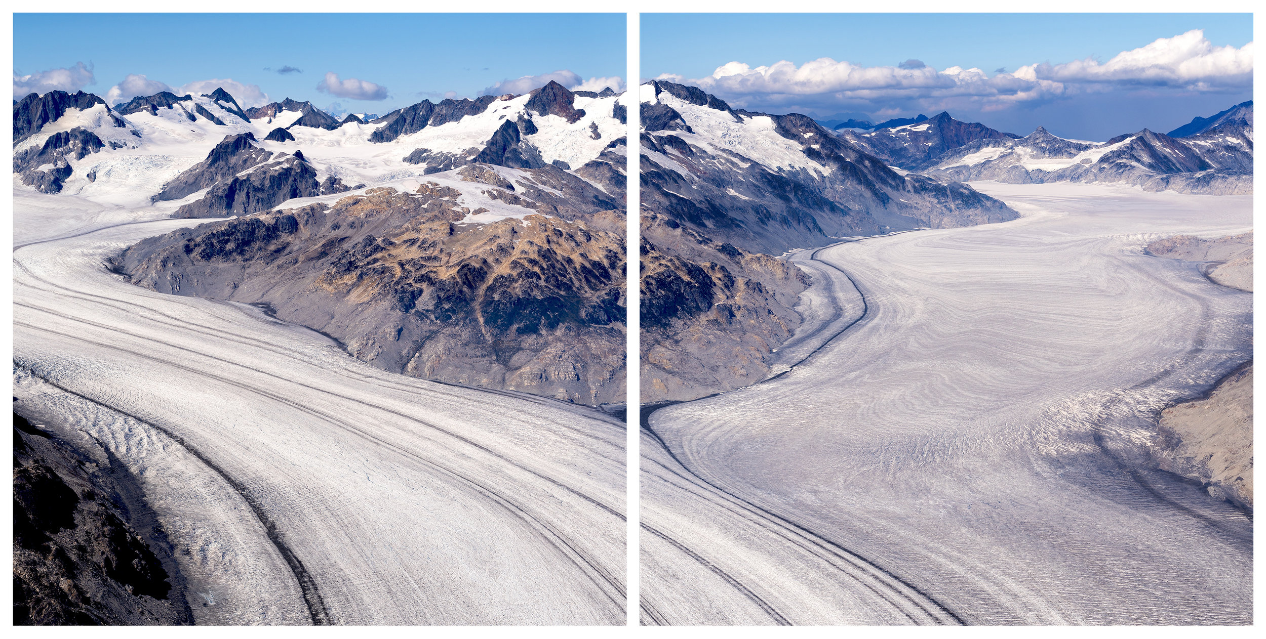 The Great Divide | Fang Peak - Diptych (2019)