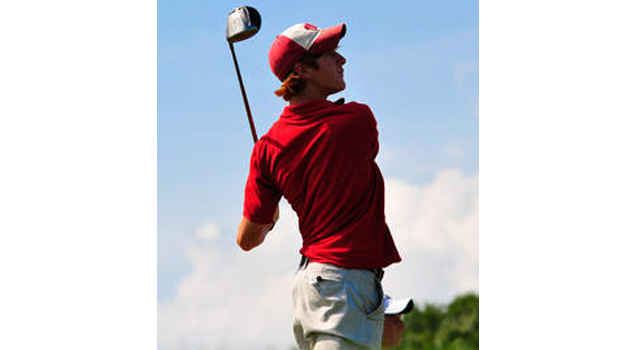 Pat Mitchell - golf