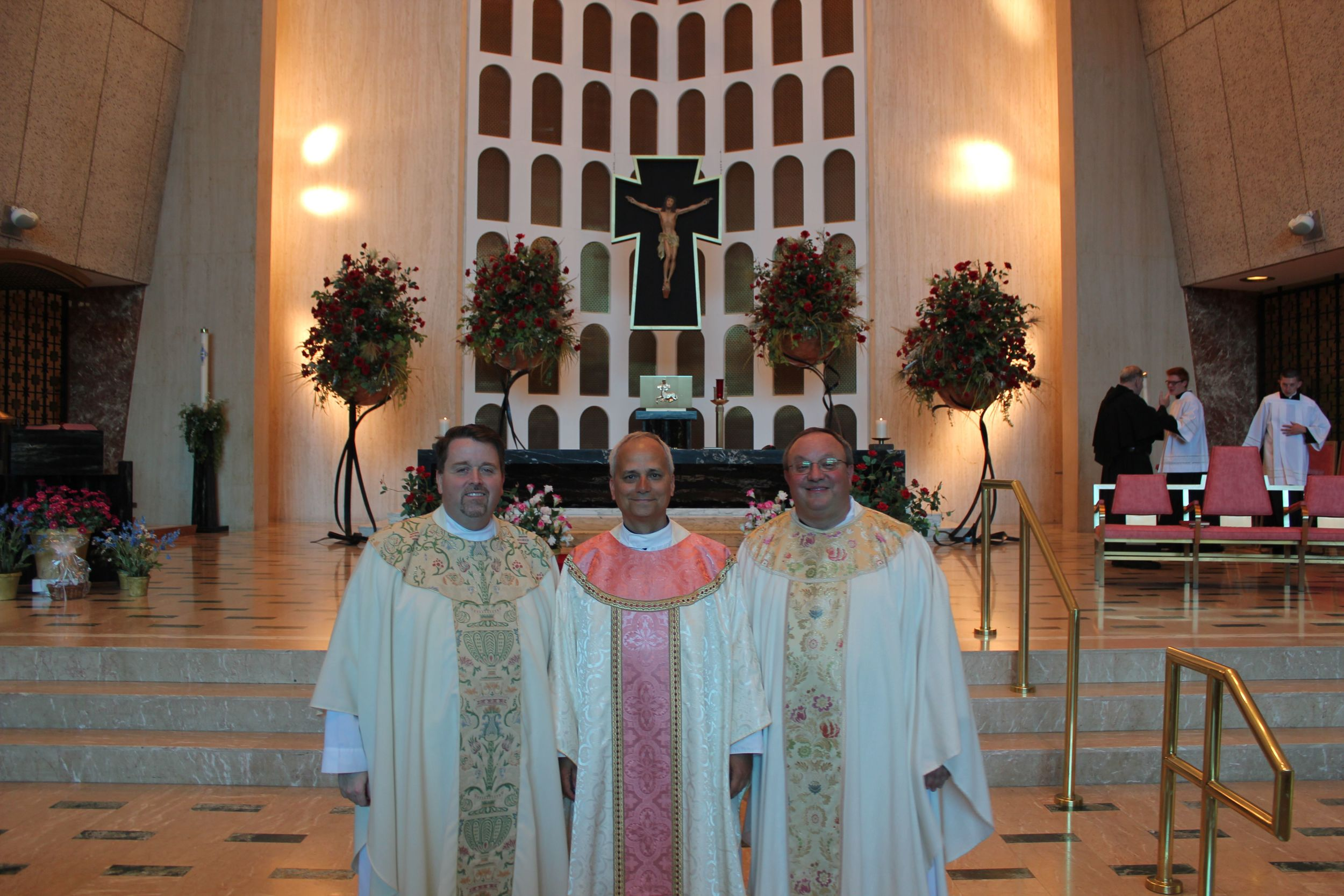 Silver Anniversary Mass 2