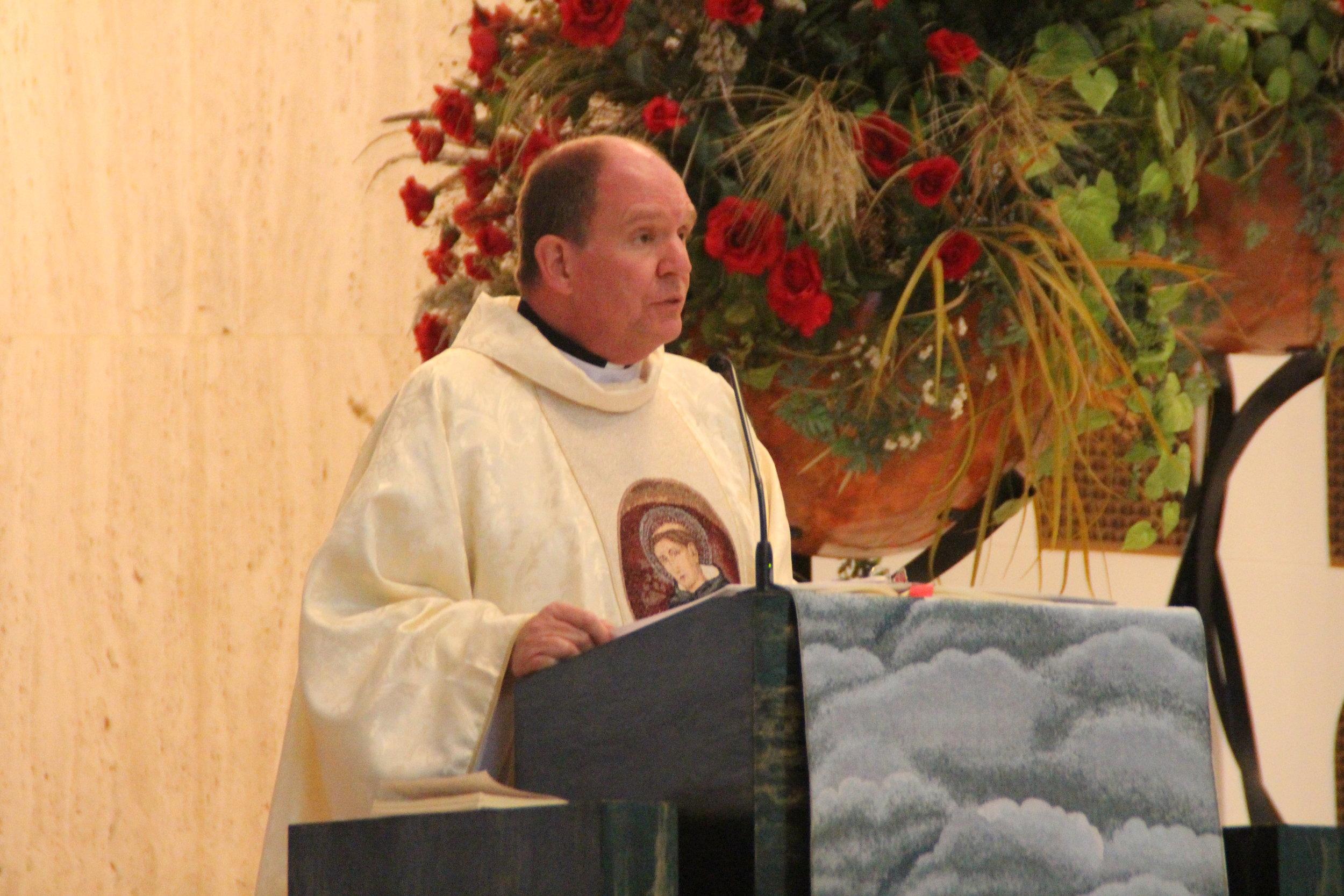 Fr. Paul Galetto, O.S.A.