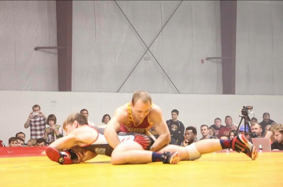 St. Rita's Austin O'Connor battles #2 nationally ranked Jarod Verkleeren