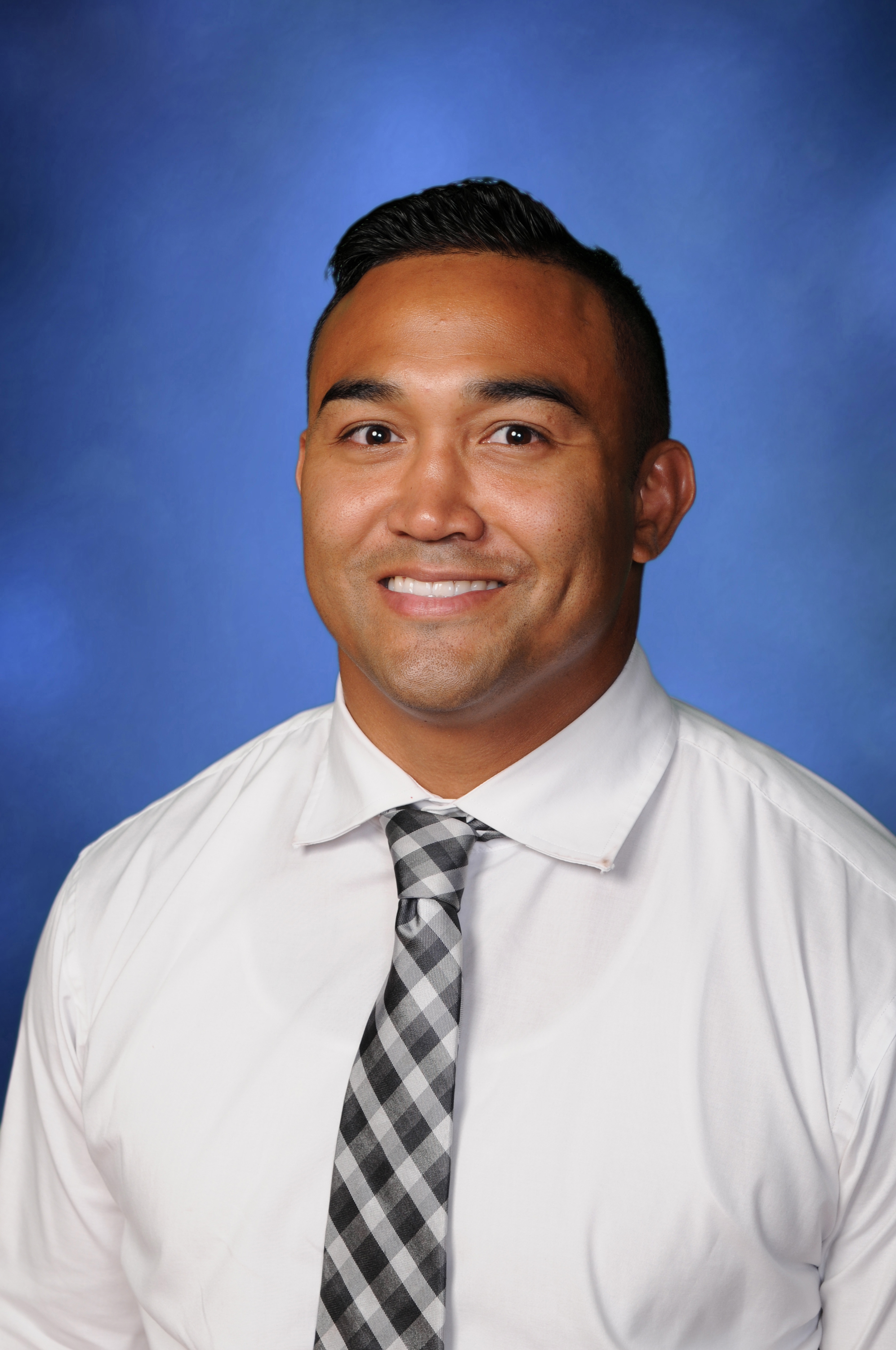 St. Rita Wrestling Coach and Faculty Member Mike Boyd '01