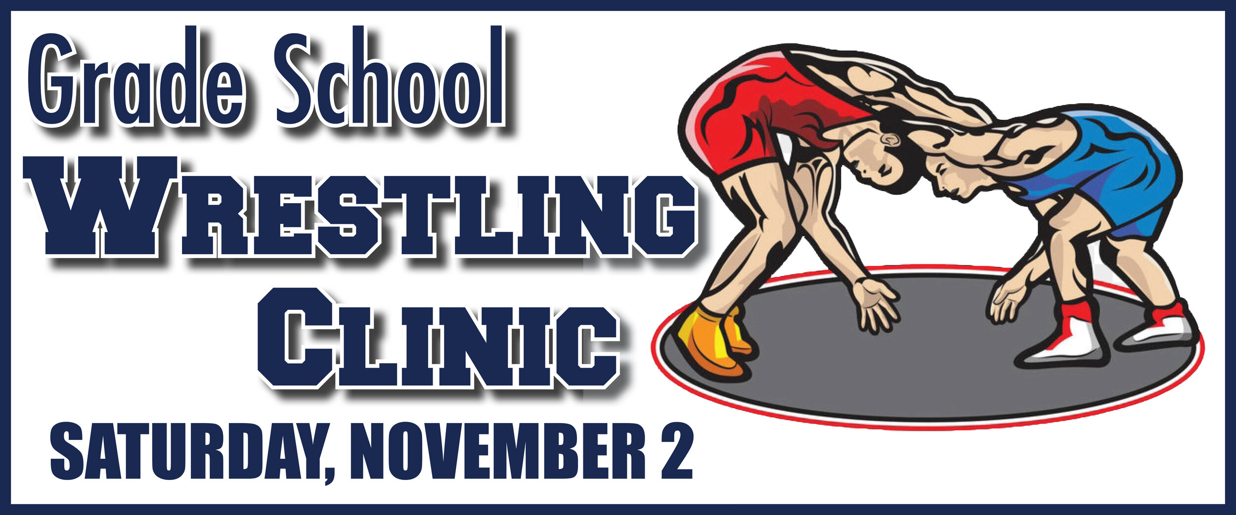 Grade School Wrestling Clinic