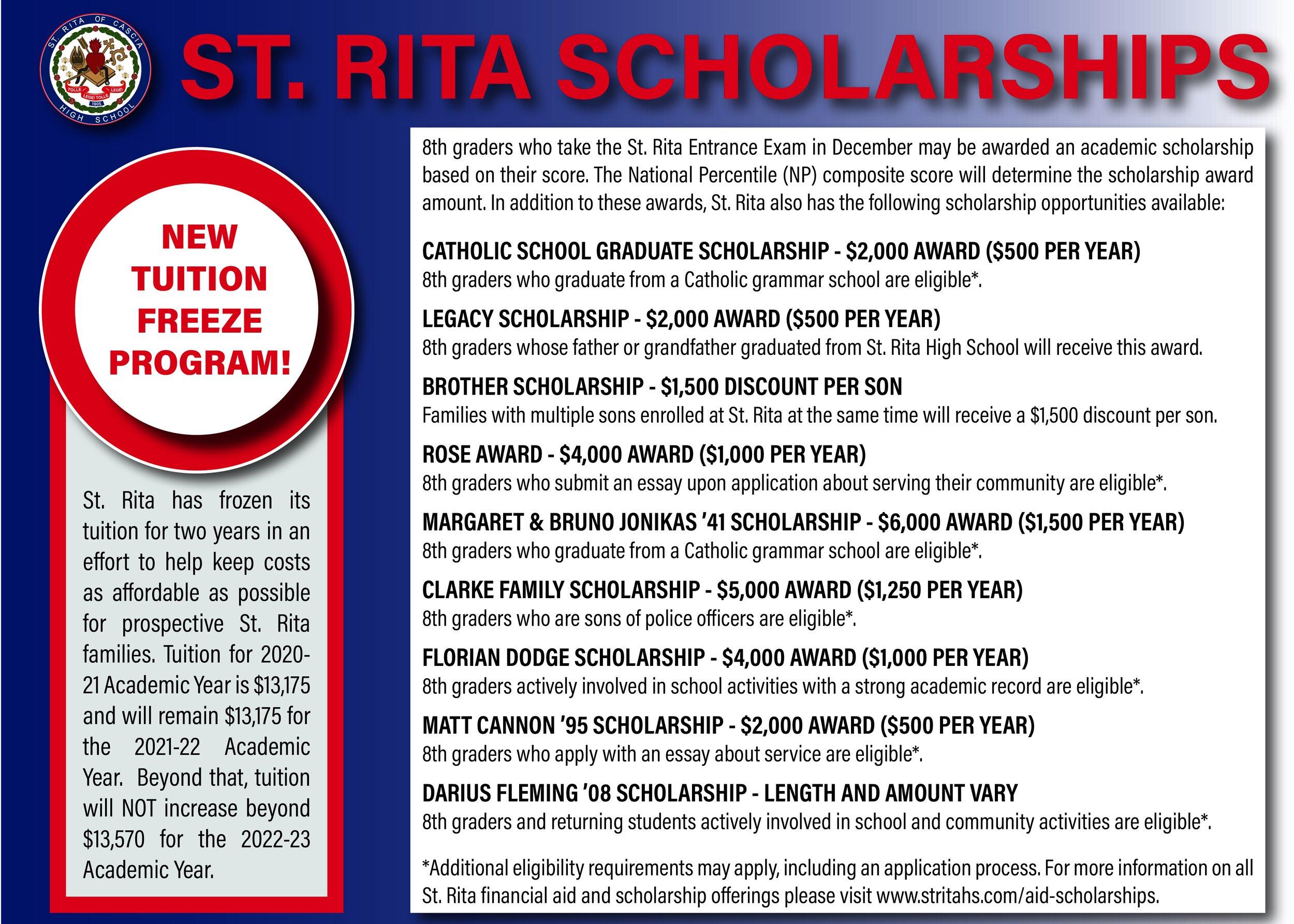 Depaul Academic Calendar 2022 23.St Rita Unveils Affordability Plan St Rita Of Cascia High School