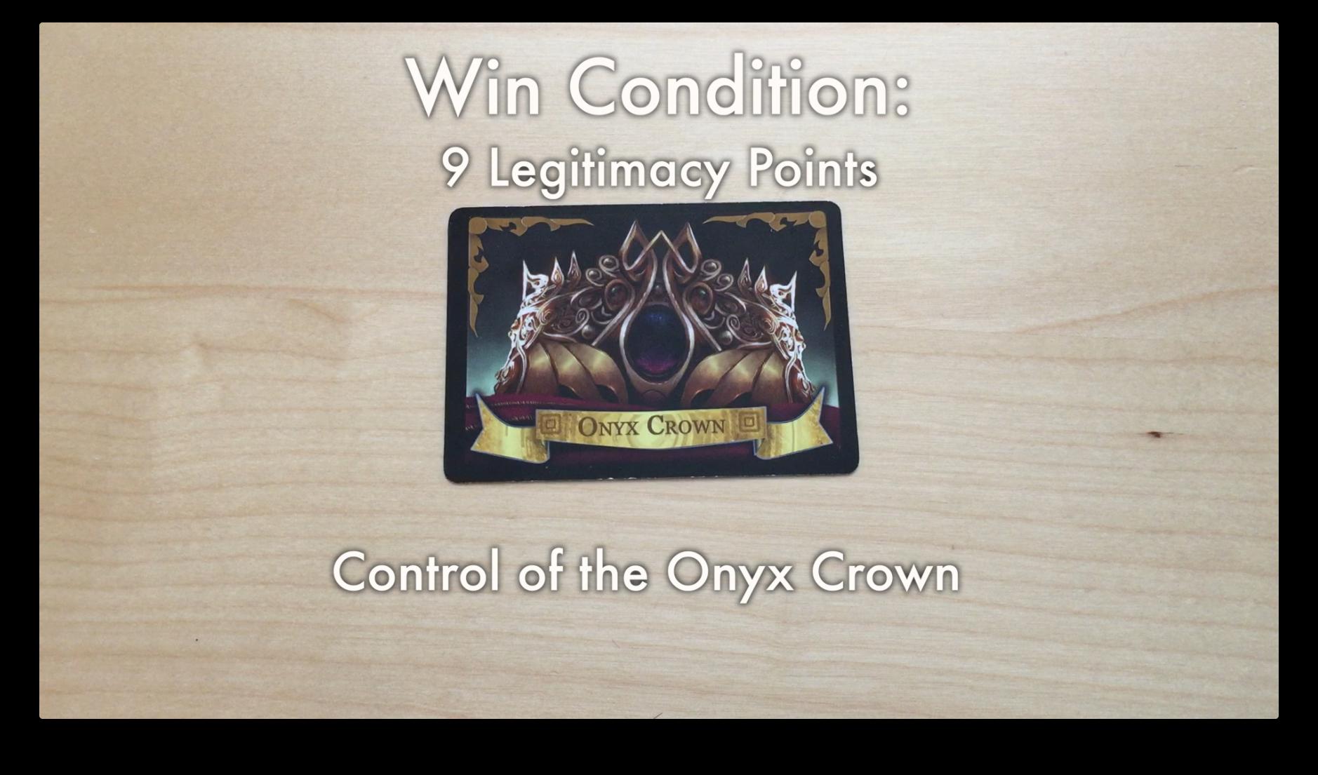 The Win Condition