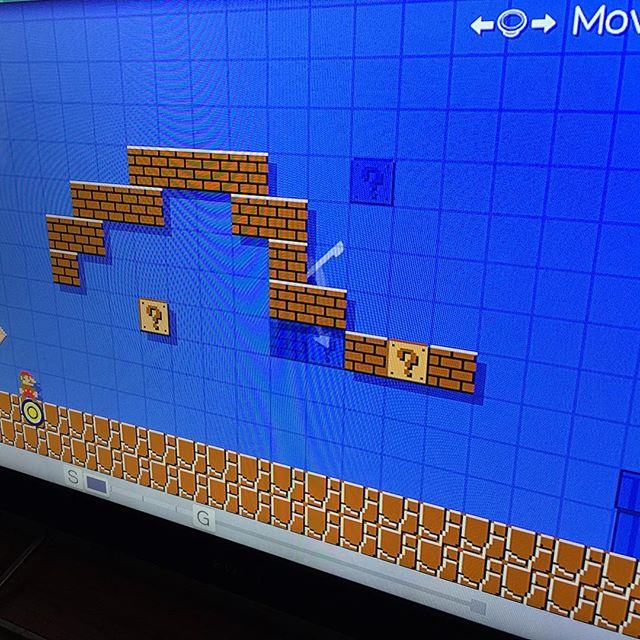 #GameDesign with #MarioMaker