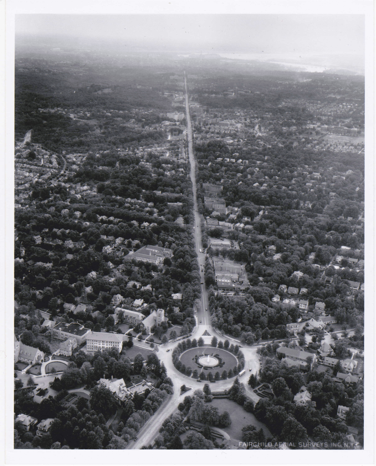 Connecticut Ave aerial view ca 1930 by Judy Ball.jpg