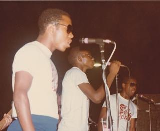 Dynamic Rratz - Ft. Reno Park, 1983