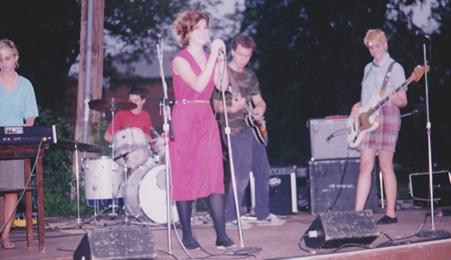 Natalie's Fault - Ft. Reno Park, 1983