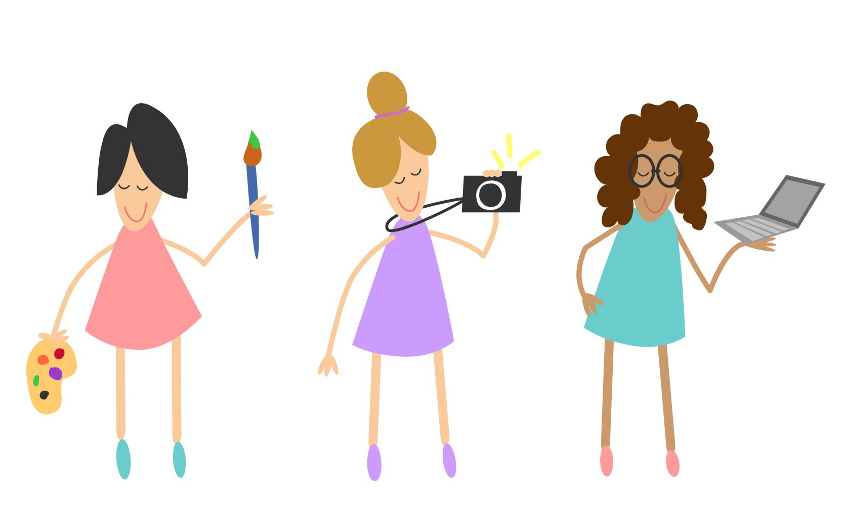 reina-cheerful girls.png