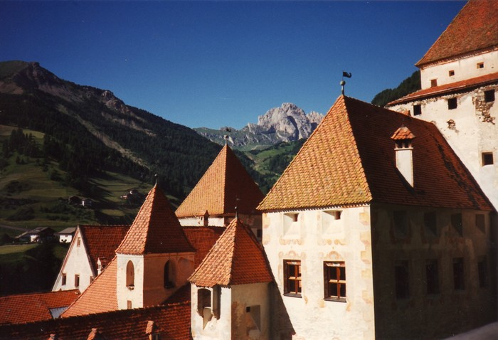 Shooting Location in the Italian Alps