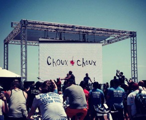 Pedal on the Pier/The Harold Robinson Foundations Annual Fundraising Event, Santa Monica Pier