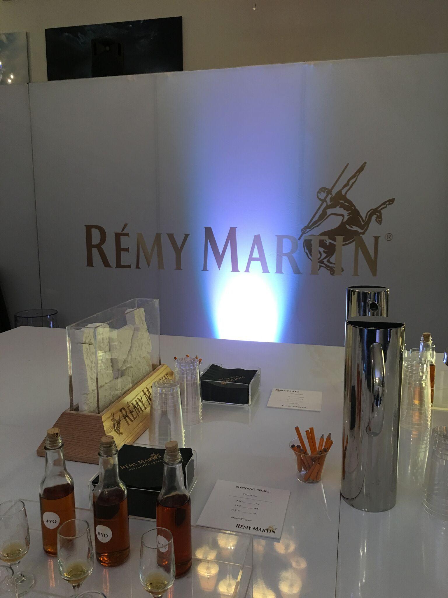Remy Martin at Unici Casa