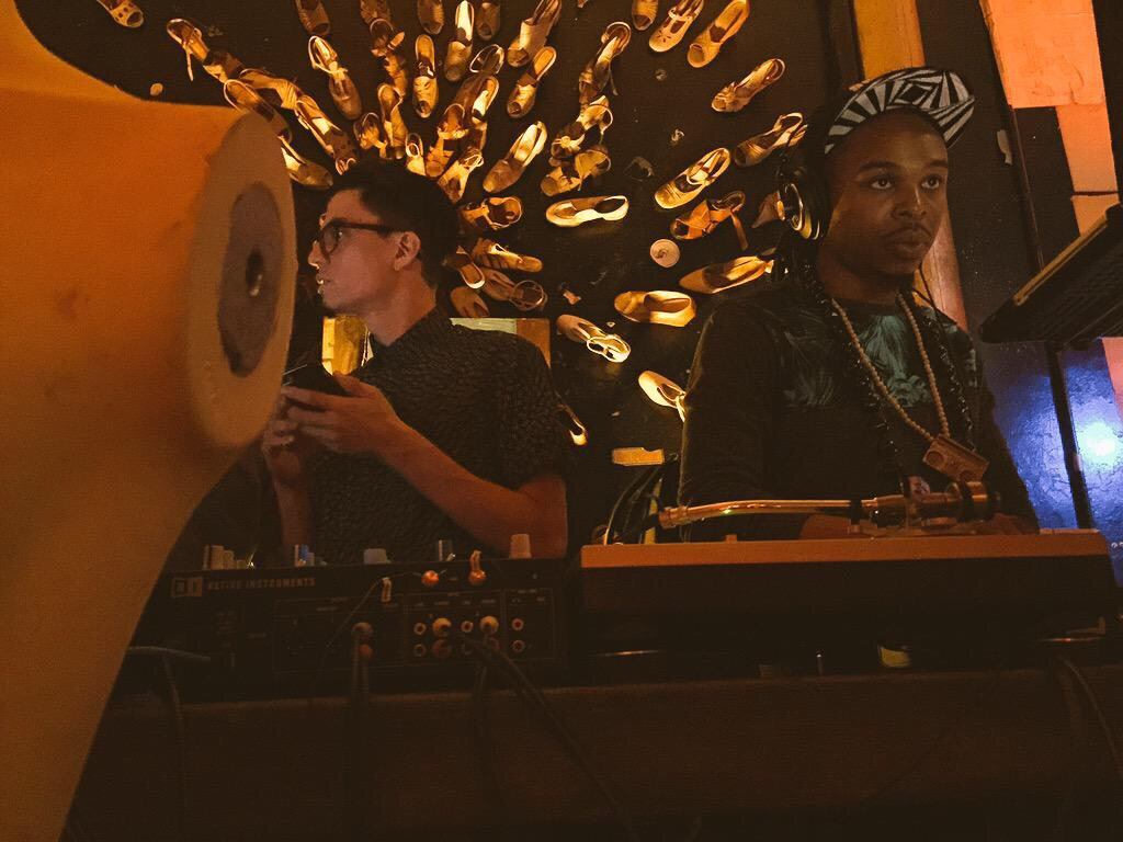 DJ Joey Flaco and IV of The Killem DJs