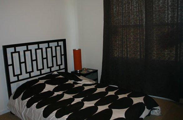 Student Housing Bedroom