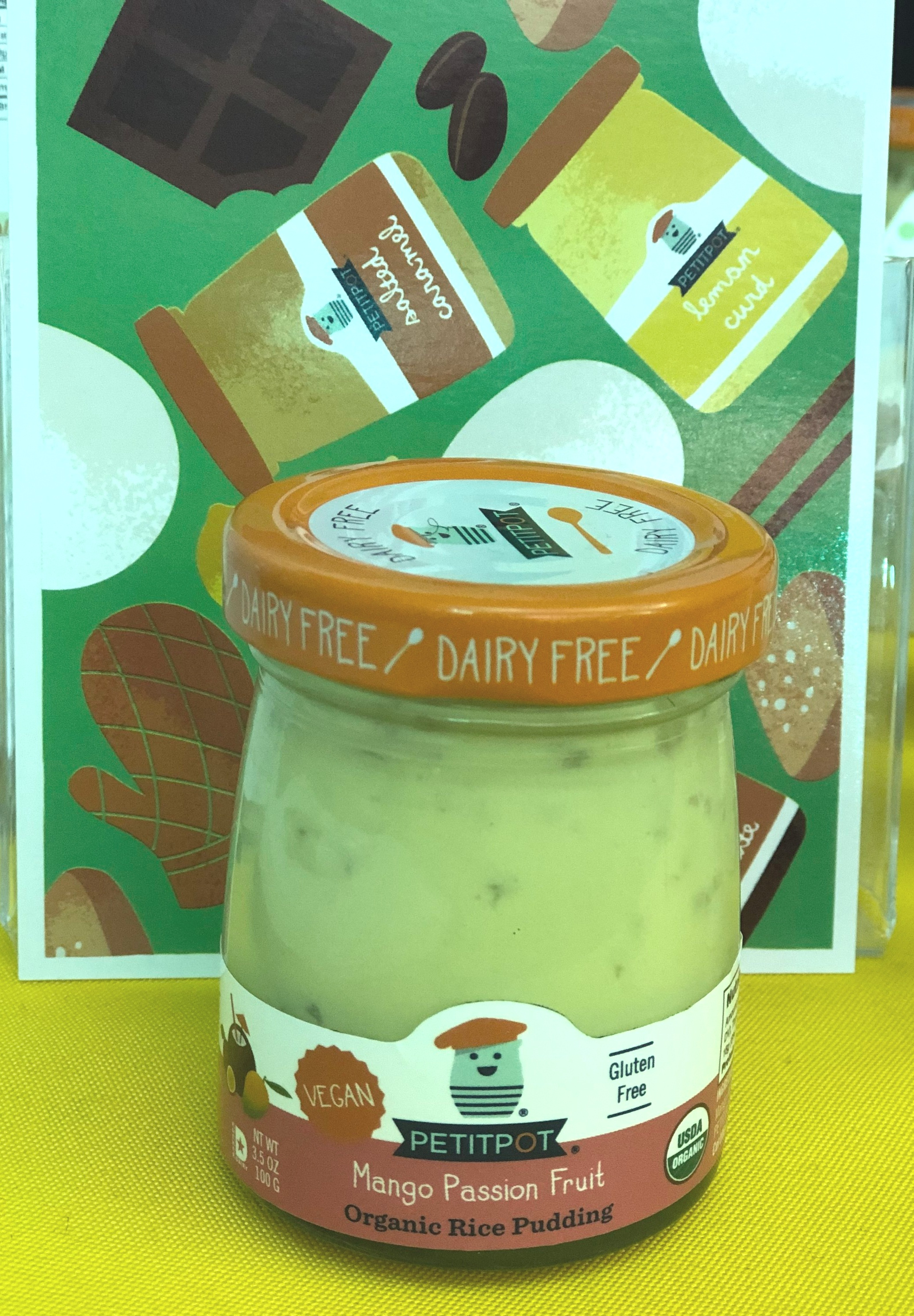 TREND 4: DAIRY FREE