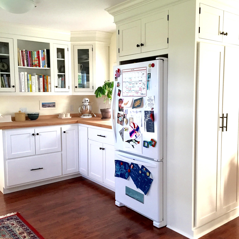L counter kitchen