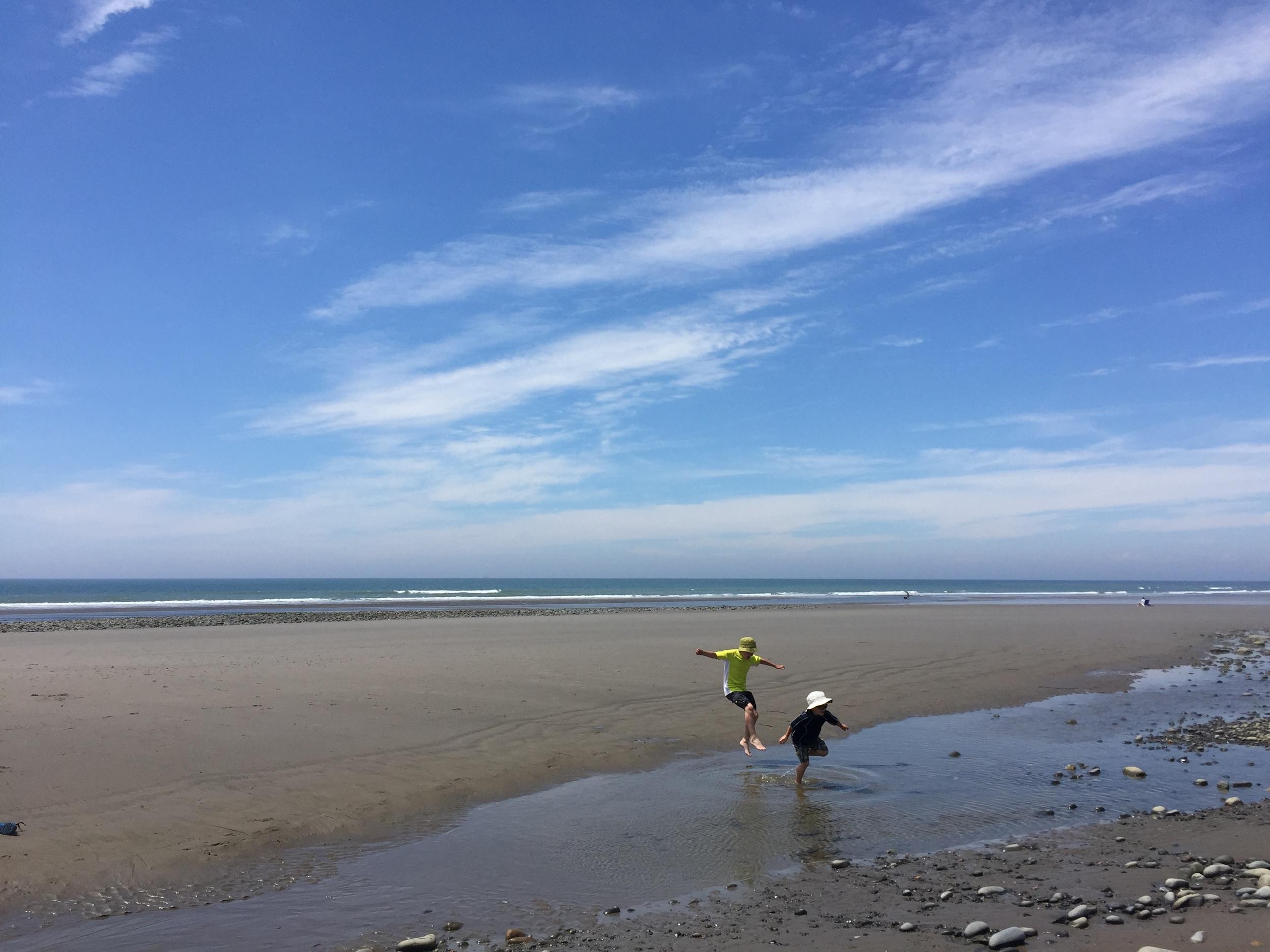 bartlett's beach boys
