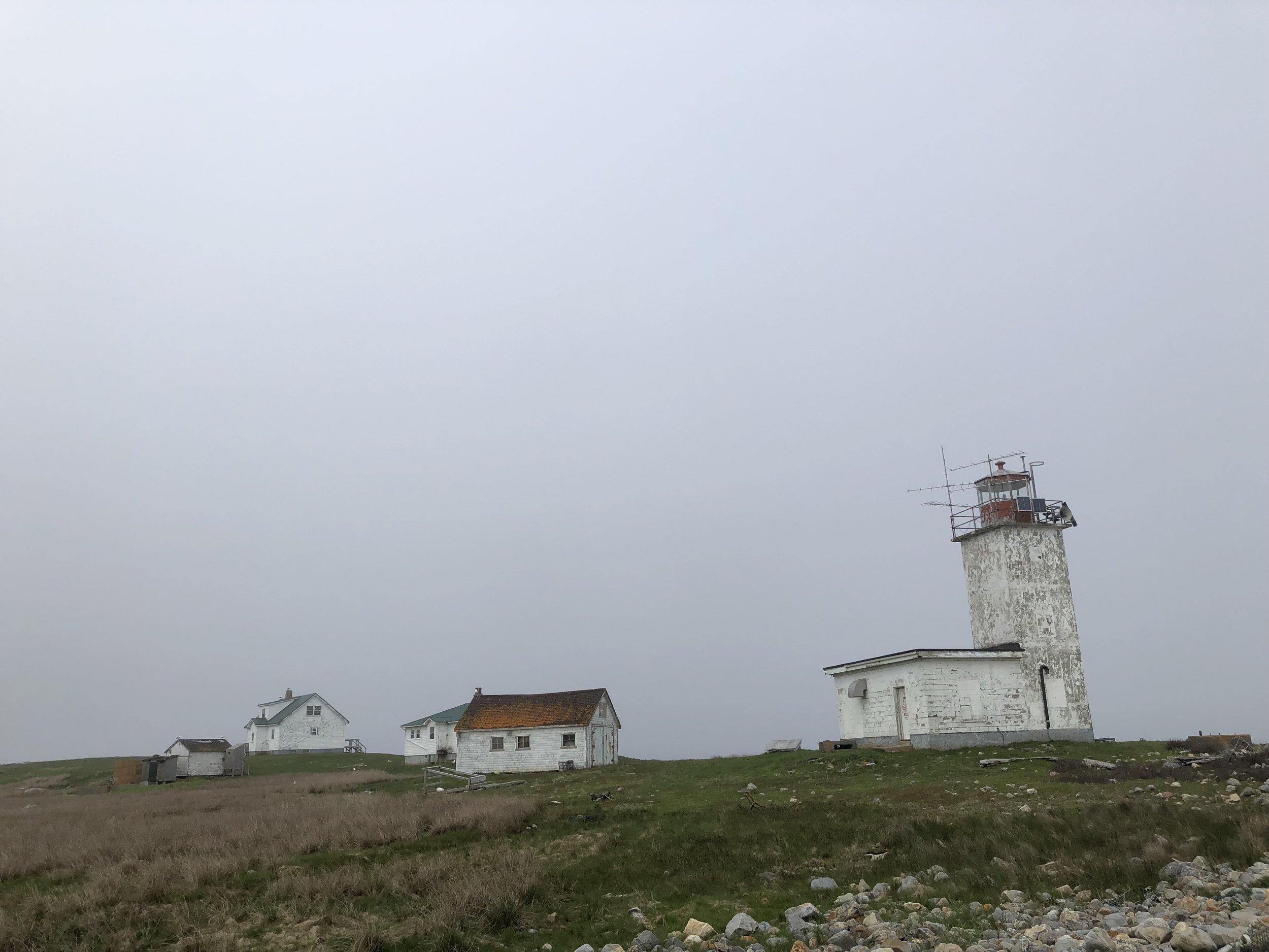 BP lighthouse