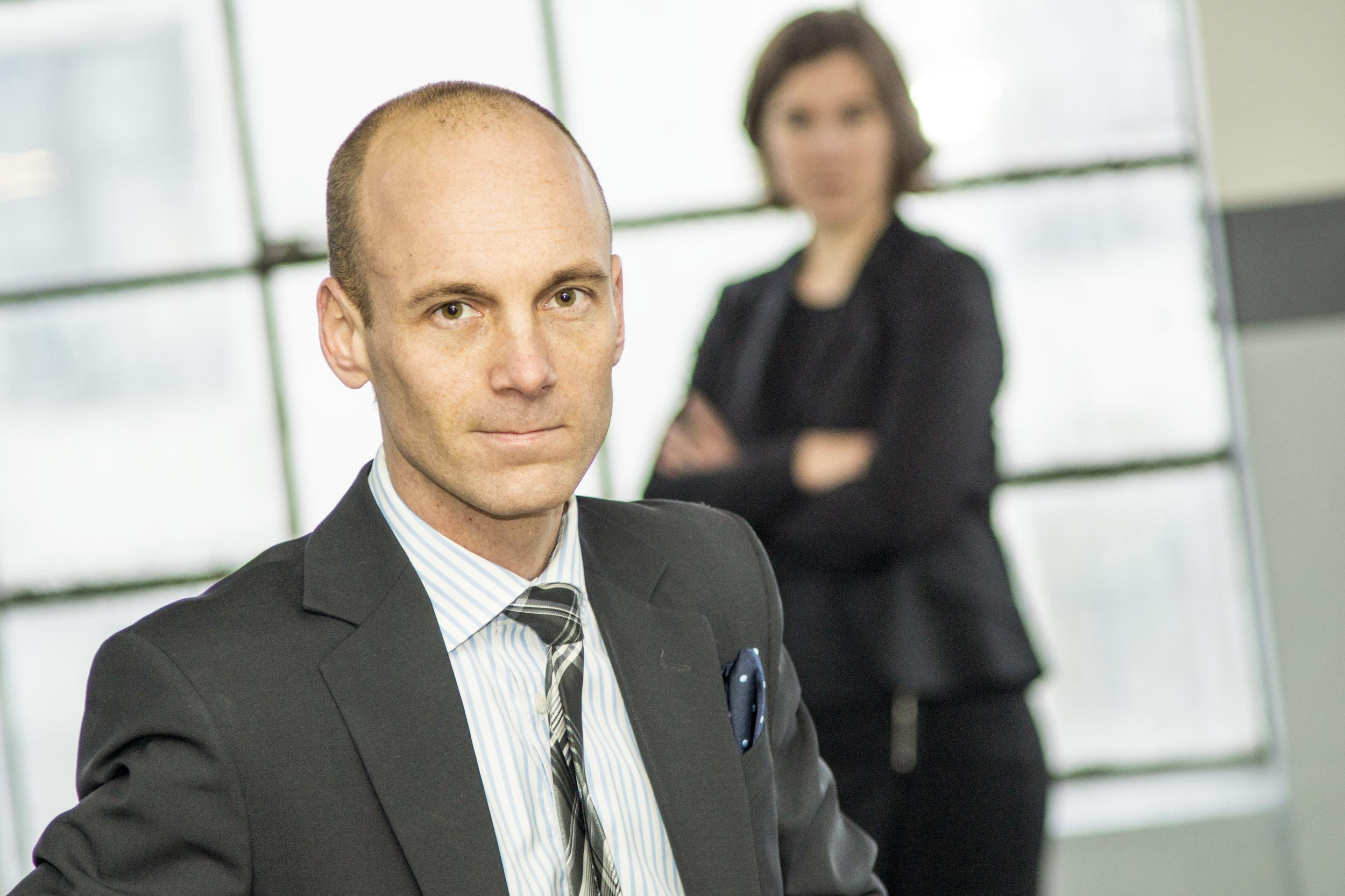 Advokat Johan Landén