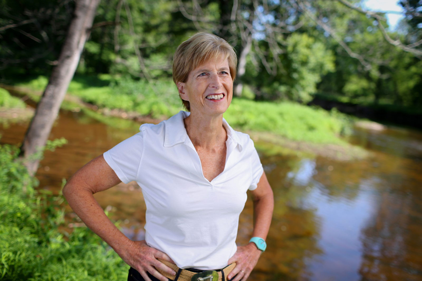 Christine Todd Whitman, Governor of New Jersey