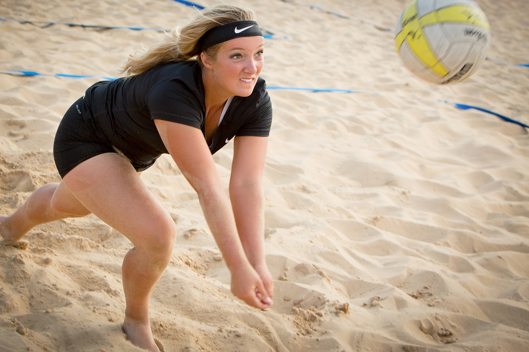 Outpost's Sand Volleyball Courts, South Bend, IN