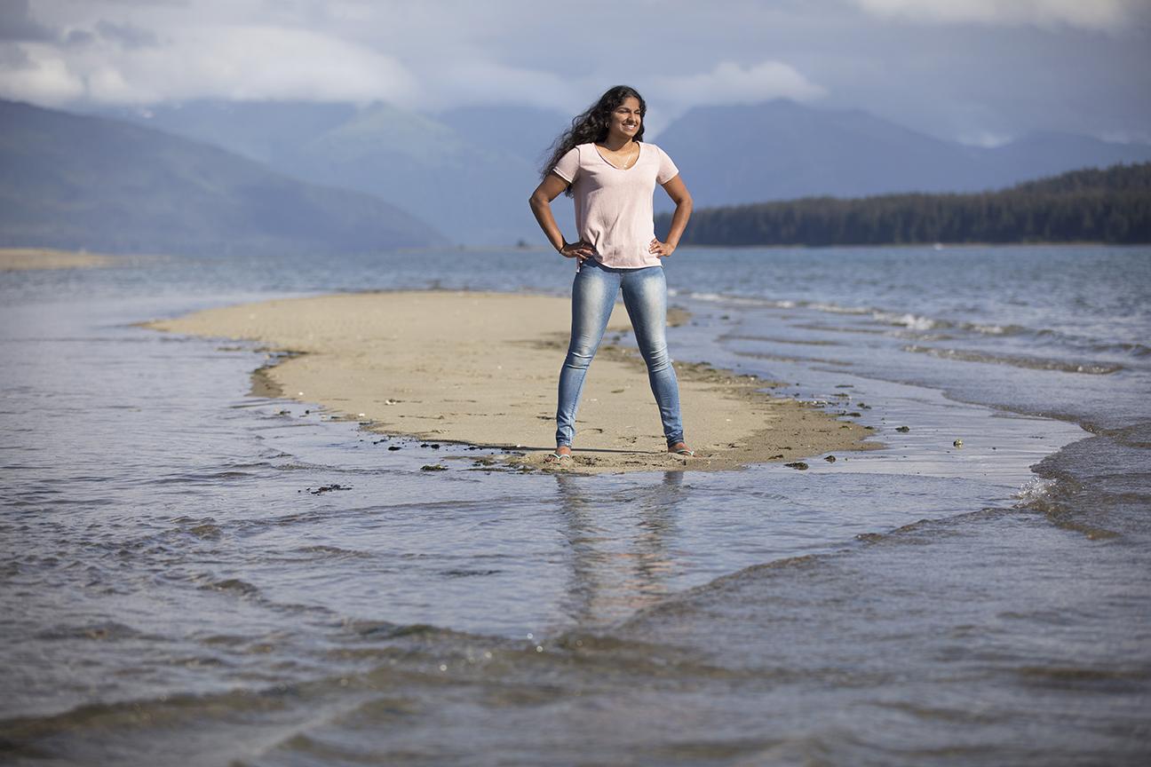 Gustavus Beach, Alaska