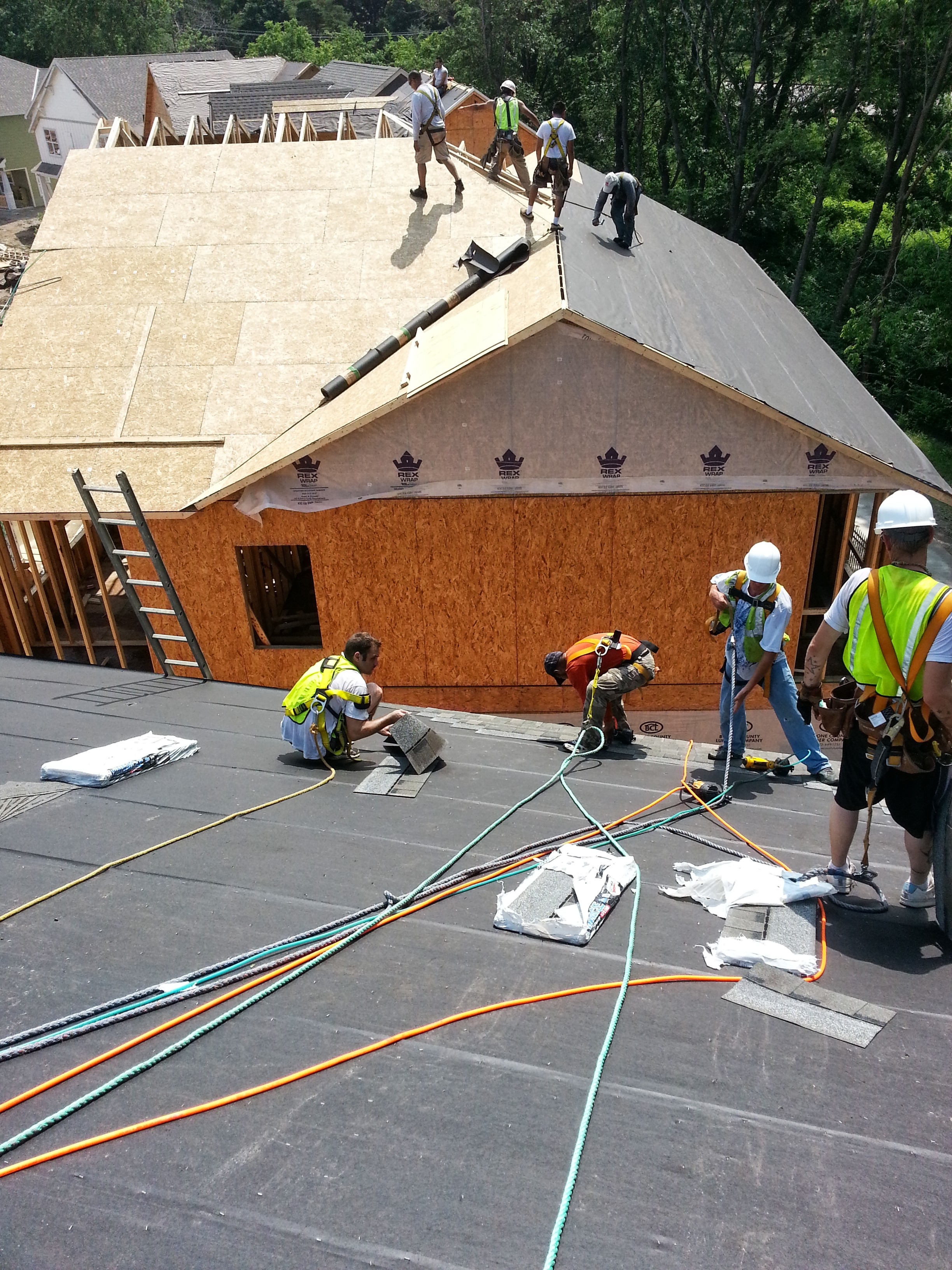 Specializing in all types of roofing