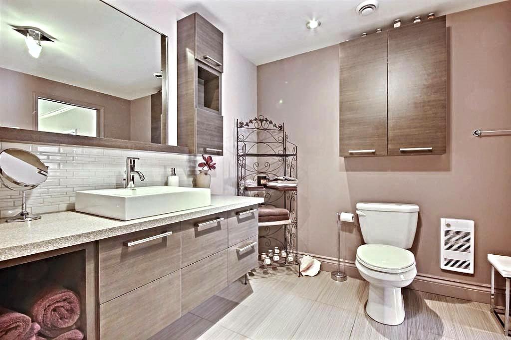 CONDO beauport Québec 103-1300 BOULEVARD DES CHUTES salle de bain