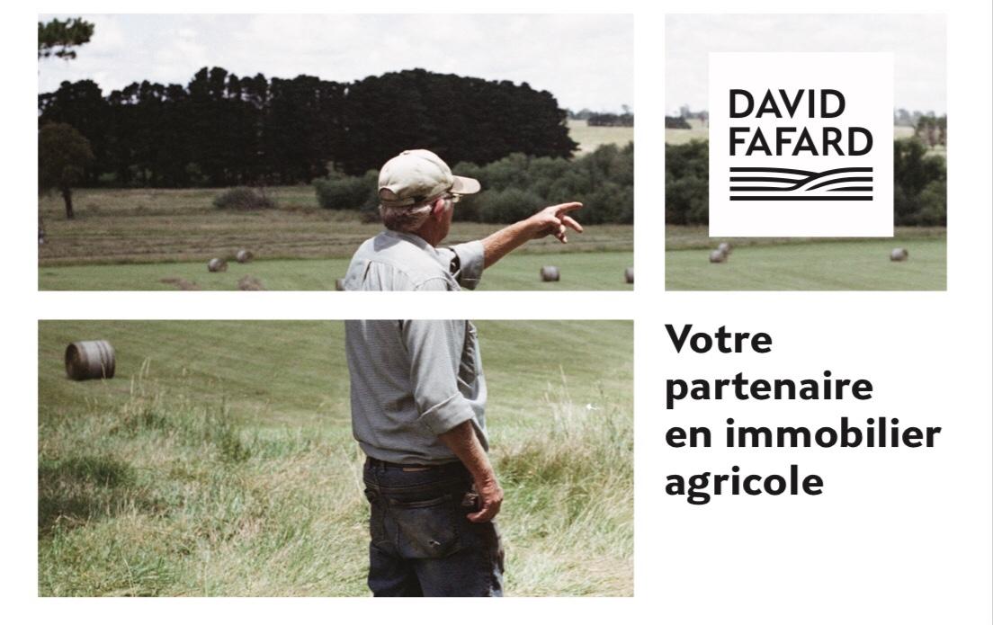David Fafard votre conseiller en immobilier agricole