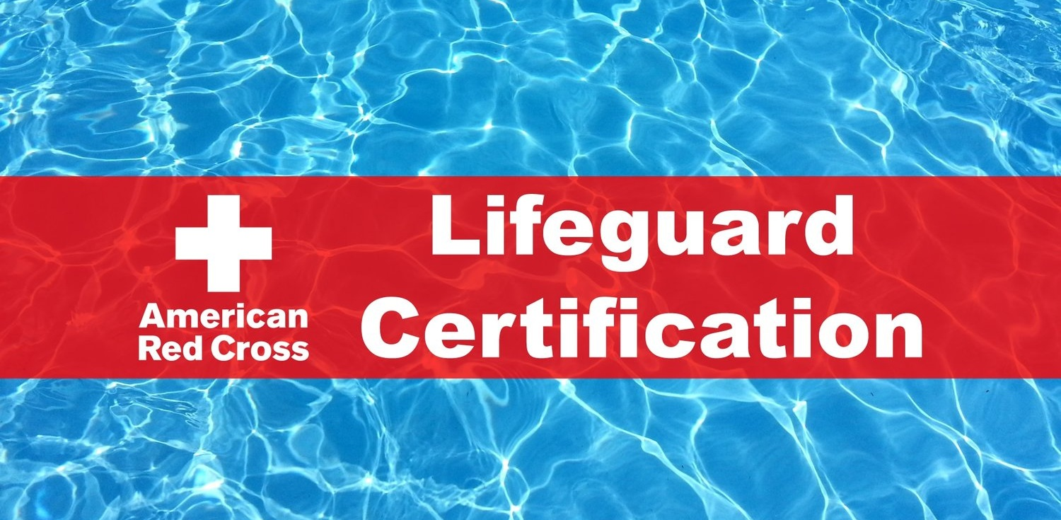 Image result for american red cross certification lifeguard""