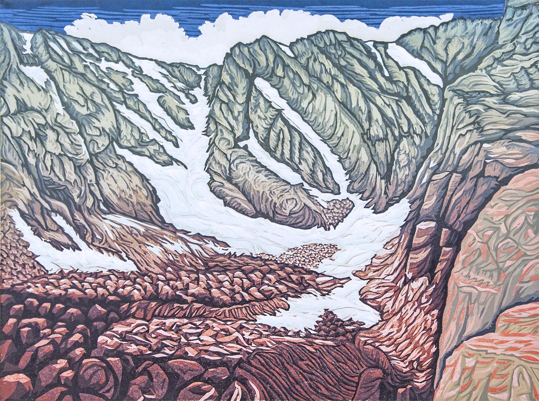 Tylor Glacier
