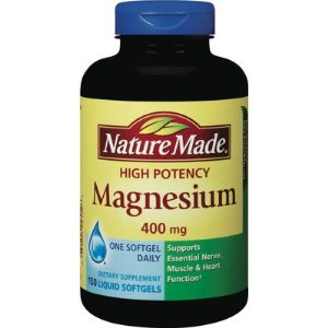 "Empyrea Recommends ""Magnesium 400mg"""
