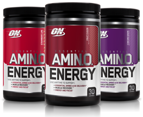 "Empyrea Recommends ""Amino Energy"" by Optimum Nutrition"
