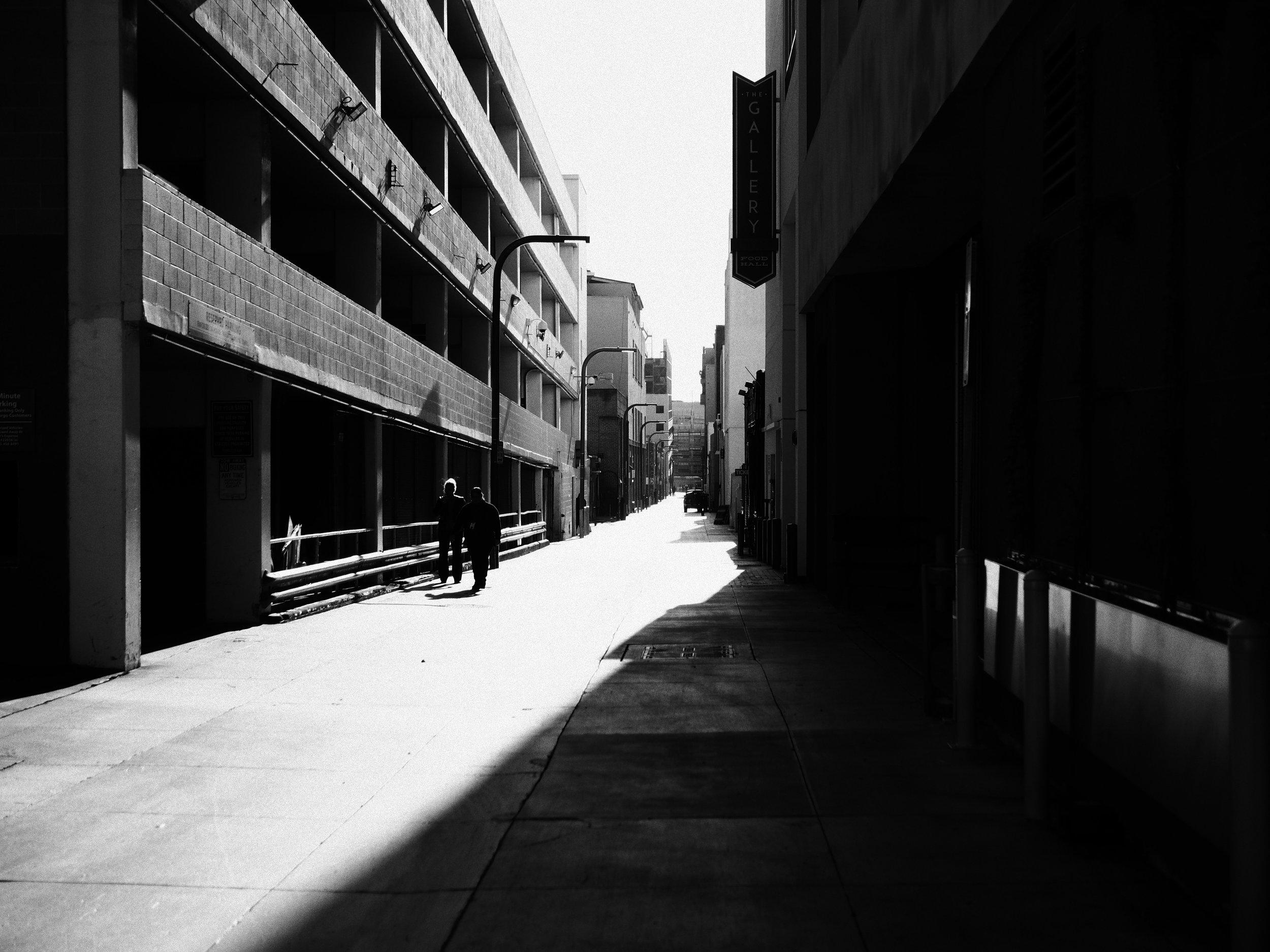 Divided 2 / Light and Dark