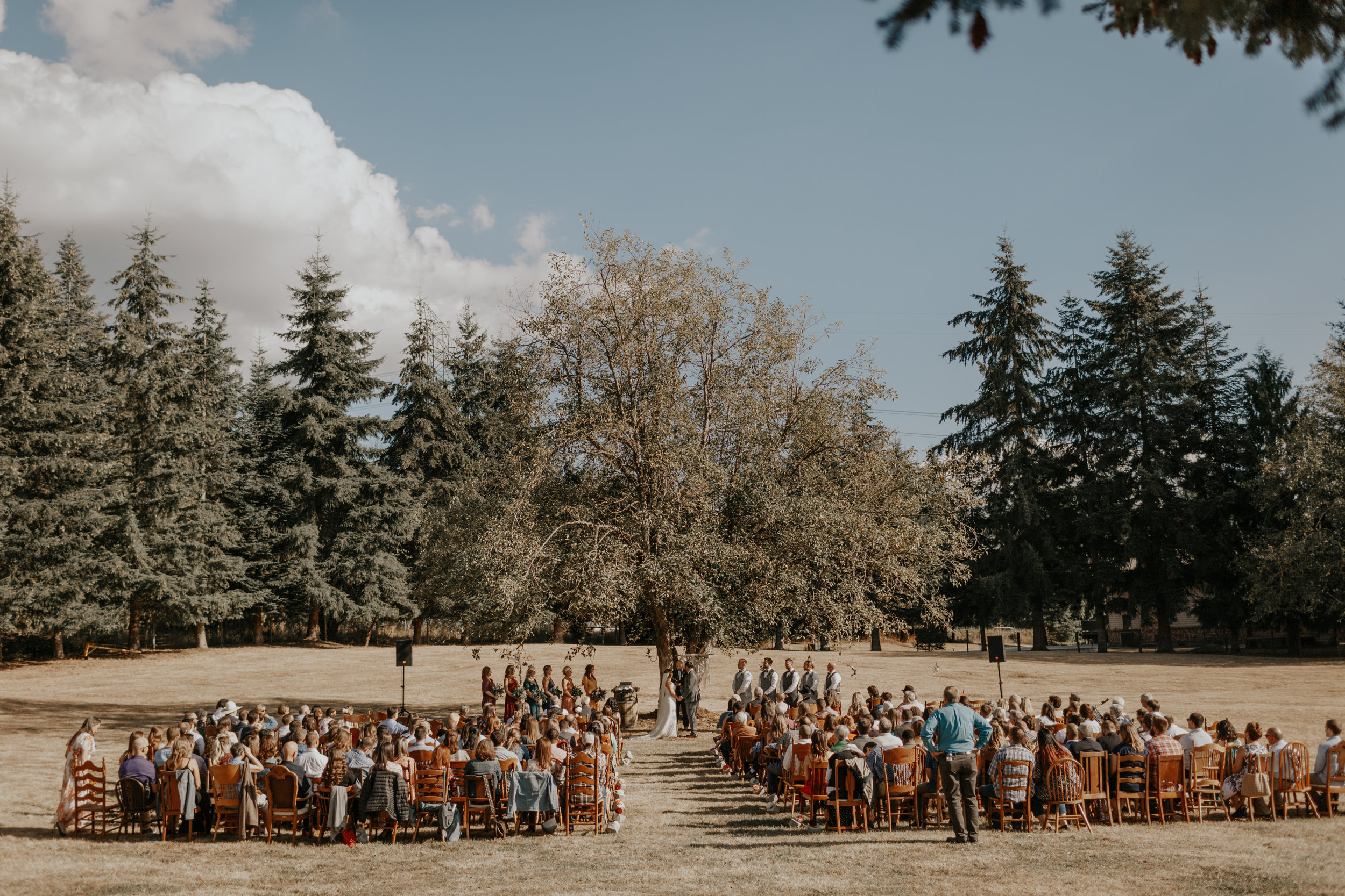 Bailey + Kellen  Stenson Family Farm Wedding