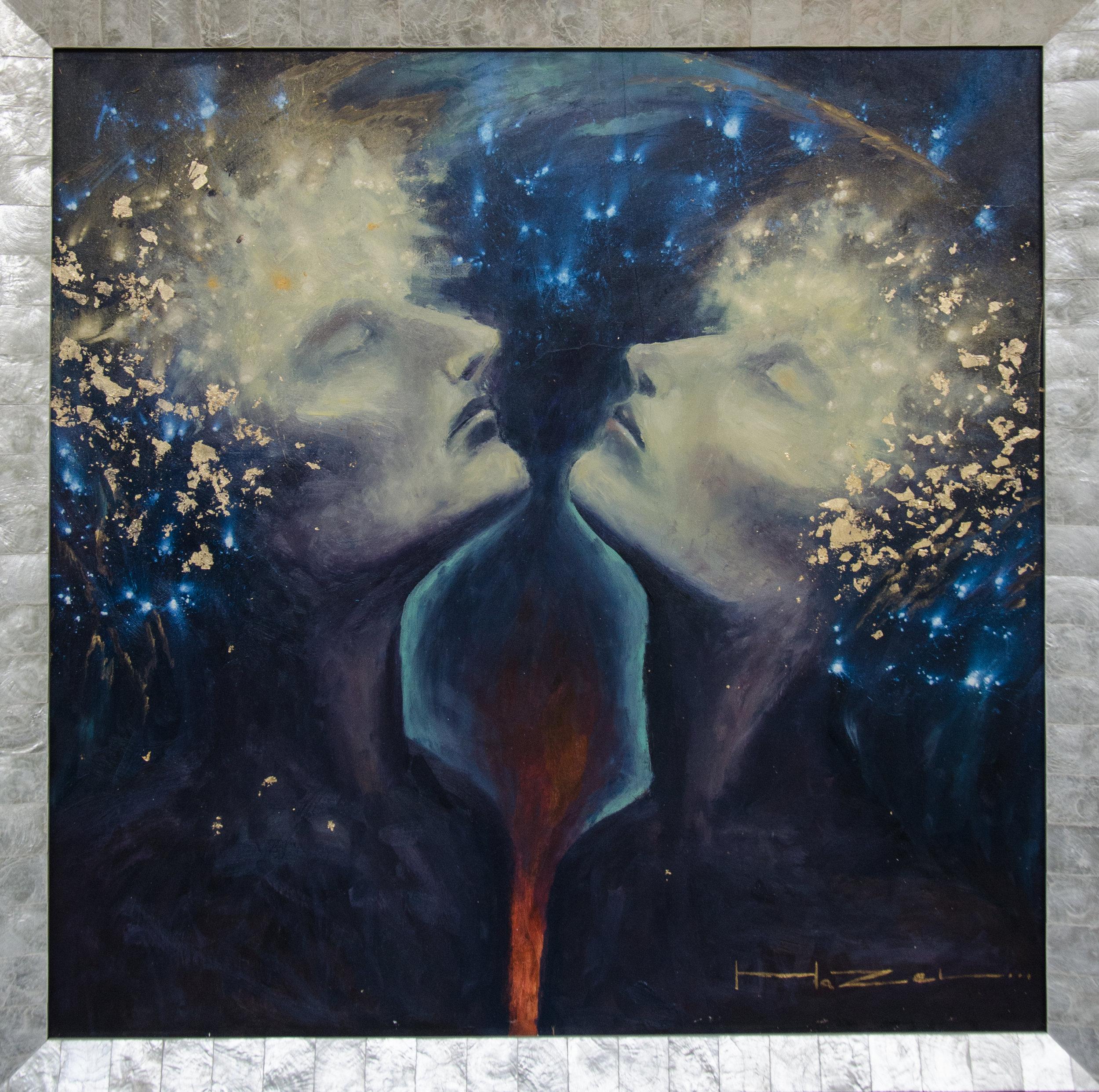 Gemini by Hazel Griffiths