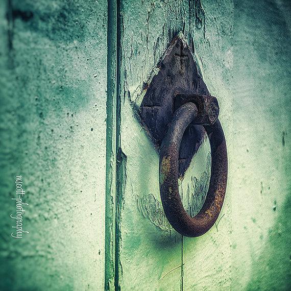 door knocker print by  MScottPhotography  on etsy