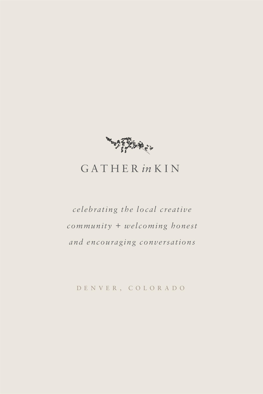 Gather in Kin | Fall Dinner
