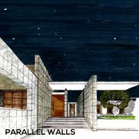 parallel walls