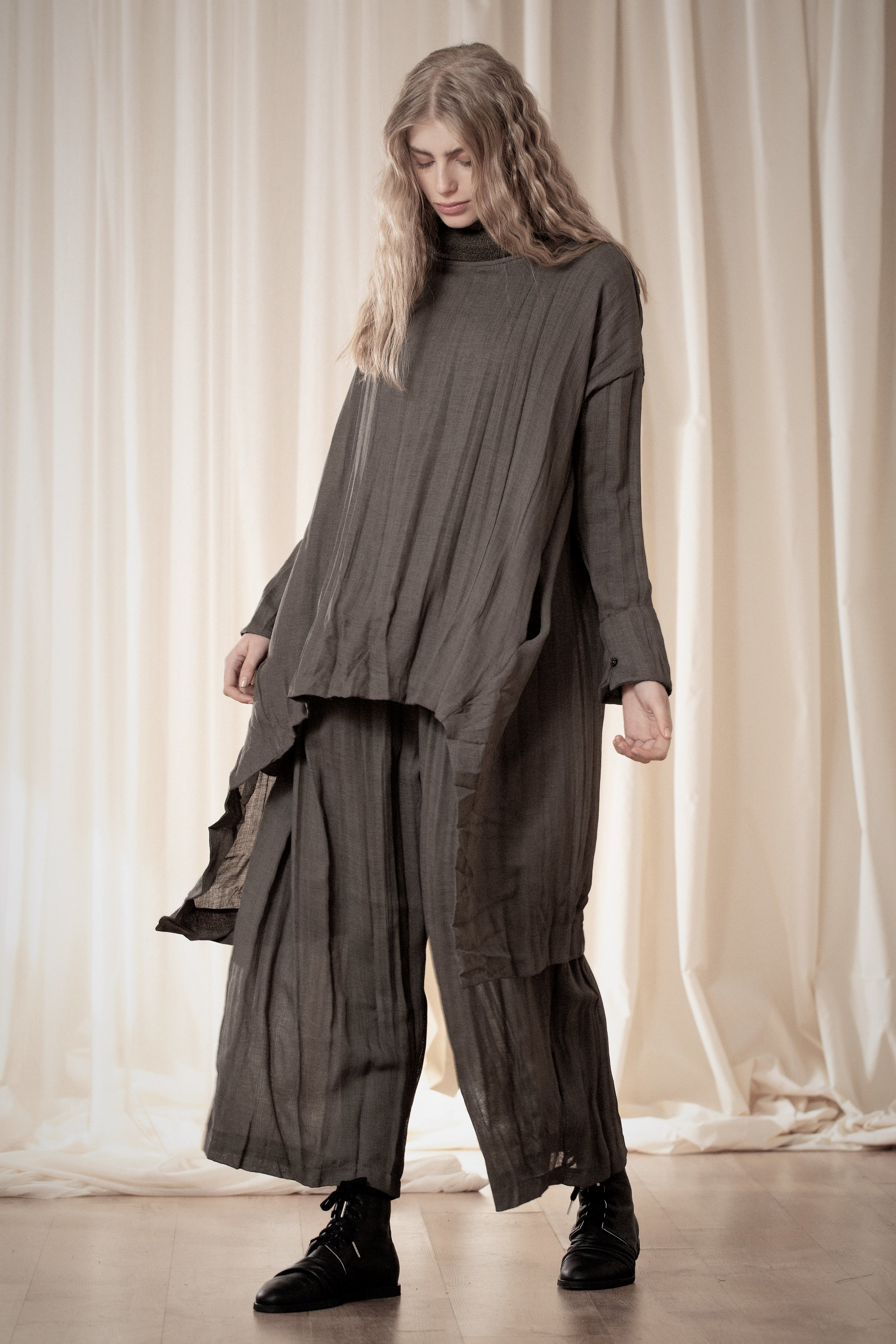 Gershon Bram  women clothing for fall and winter 2019 collection.