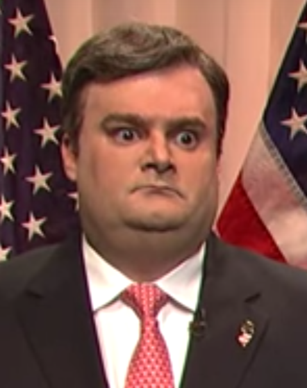 I like  Saturday Night Live's  Chris christie so much more than the real thing.